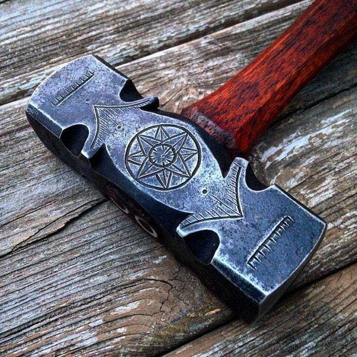Cergol Forge 3 lbs Rounding Hammer
