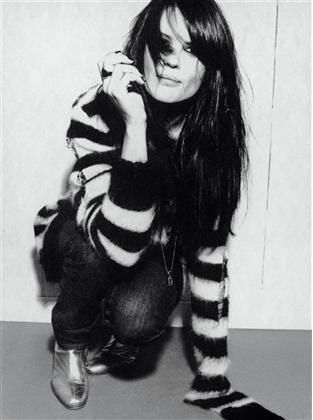Equally as fierce (Alison Mosshart)