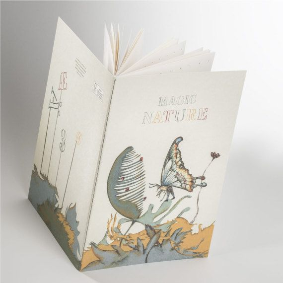 Magic Nature Notebook
