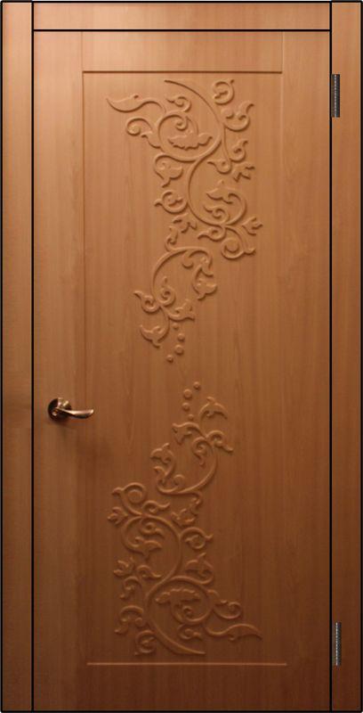 фрезеровка металлические двери