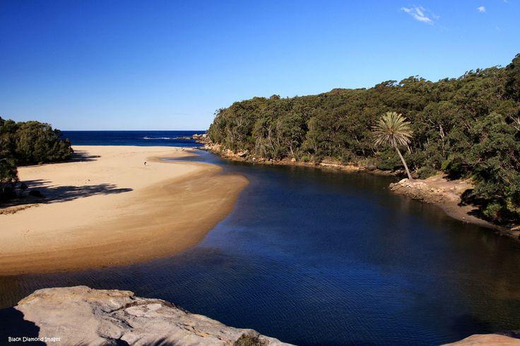 Wattamolla, Royal National Park ,Sydney