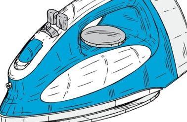 Nettoyer naturellement une semelle de fer à repasser encrassée : vous pouvez nettoyer la semelle du fer en la frottant avec un bouchon de liège trempé dans du sel fin.