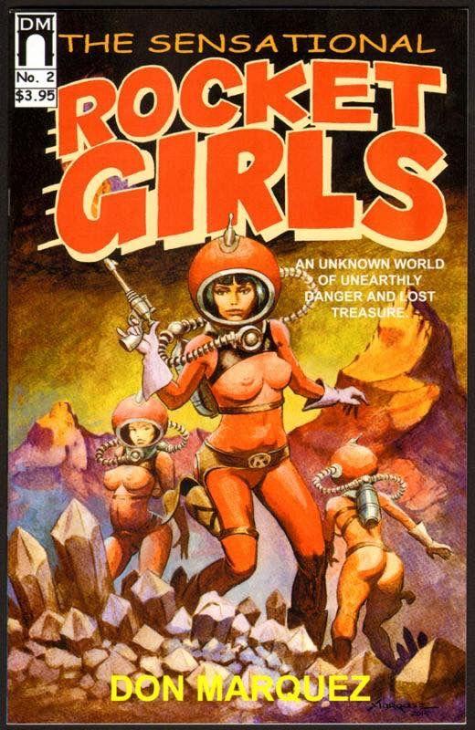 Rocket Girls #2
