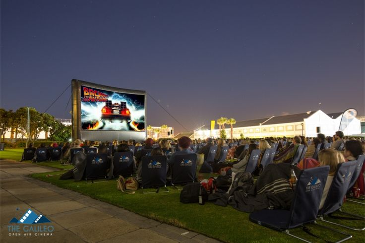 Enjoy a vivid movie experience overlooking Table Mountain, the Cape Wheel and the V&A Waterfront's famous nightlights. On Thursday nights, The Galileo Open Air Cinema creates an elevated city experience on the Croquet Lawn above Ulundi parking lot at the V&A Waterfront, bringing you all the best entertainment under a canopy of stars and city lights.Read more