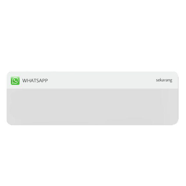 Whatsapp Imessage Notification Iphone Freetoedit Chat Sticker Whatsappnotification Remixit Manipulasi Foto Buku Kliping Inspirasional