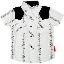 Rockabilly shirt for little boysRockabilly Little Boy