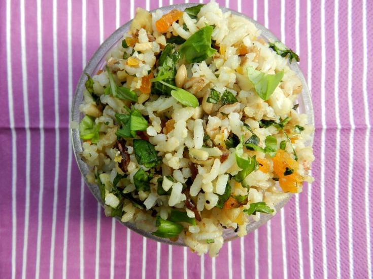 Good to be you | Recept – Wilde rijst salade | http://www.goodtobeyou.nl