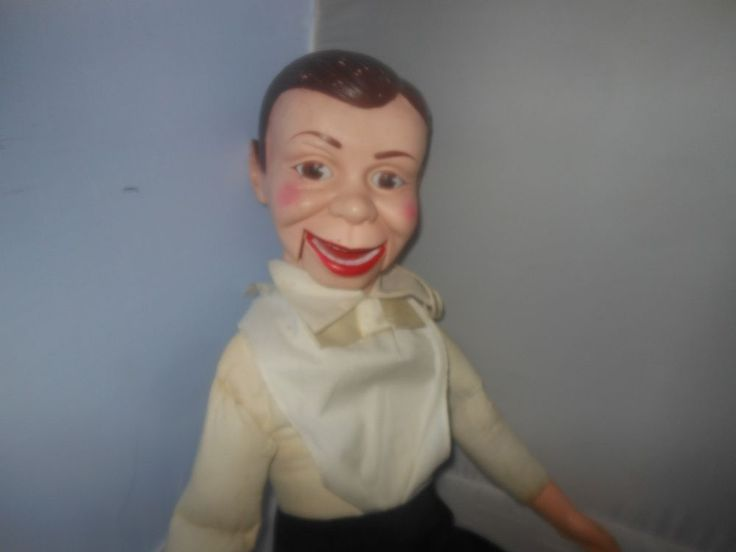 Charlie McCarthy Ventriloquist Dummy, Goldberger Doll Mfg Co,Vintage dummy doll…