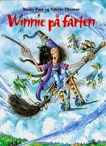 børns sprog: Bog til dialogisk læsning - Winnie på farten