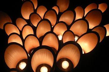 誘われて、竹田竹楽(竹灯篭祭) - 誘われて、山・あ・る・記