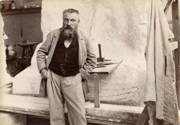 Auguste Rodin, escultor