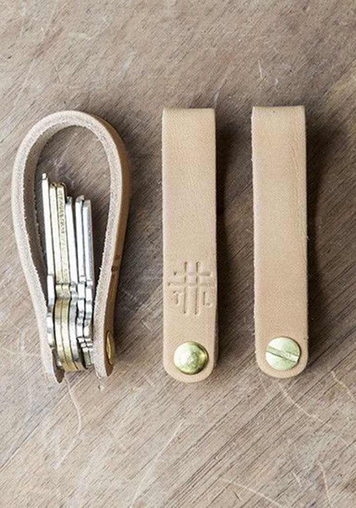 Ideal para no tener todas las llaves sueltas