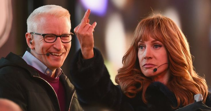 Kathy Griffin fired by CNN, loses endorsements and tour date after vile Donald Trump 'beheading' stunt