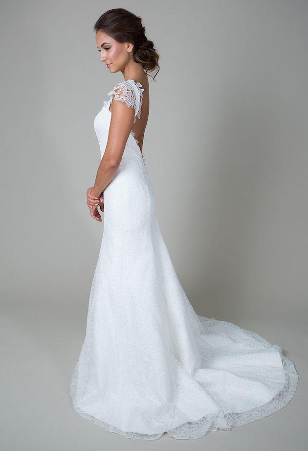 Heidi Elnora Wedding Dress Collection | Bridal Musings Wedding Blog 18