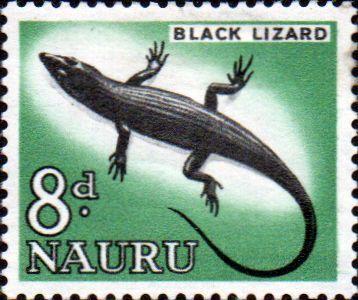 Nauru 1973 Independence Fine Mint SG 98 Scott 90  Other Nauru Stamps HERE