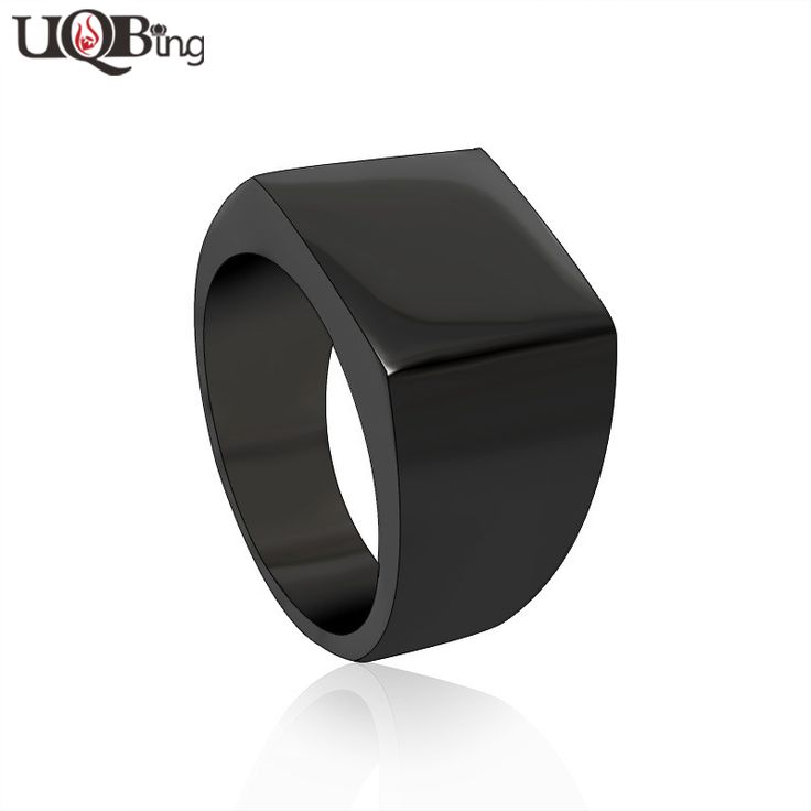 Fashion Simple Wild Luxury Finger Rings Top Quality Punk Style Stainless Steel Jewelry Wedding Rings For Men anel masculino