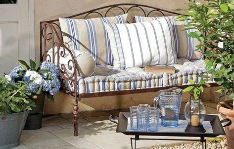 17 best images about bistro chairs on pinterest table - Comptoir de famille online ...