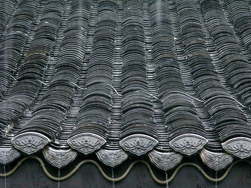 roof tiles by Zac C