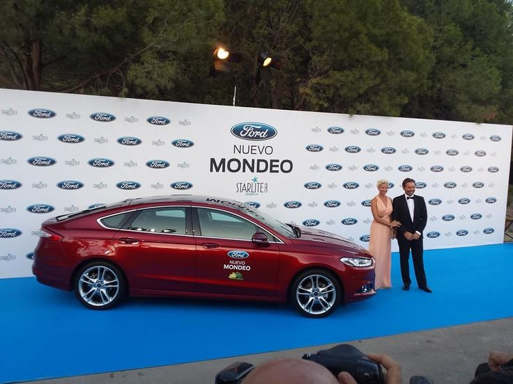 Starlate 2014, presentacion de Ford Mondeo
