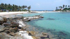 Pantai Parai Tenggiri, Bangka Belitung - Pantai Terindah Di Indonesia versi Kompas Wisata