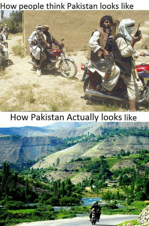 #western #Media #Truth on #Pakistan #Tourism