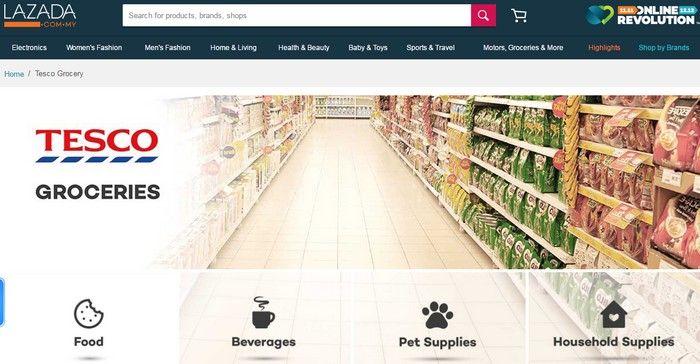 Cara Mudah Membeli Barangan Keperluan Dapur Di Tesco Online  http://wanwidget.com/beli-barang-keperluan-dapur-di-tesco-online/