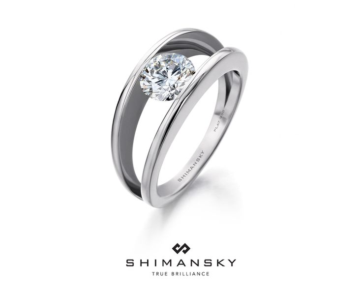 Beautiful Diamond Engagement ring from Shimansky, South Africa.