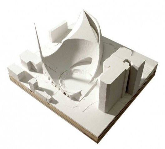 Central Mosque of Pristina Competition Entry / APTUM Architecture | ArchDaily