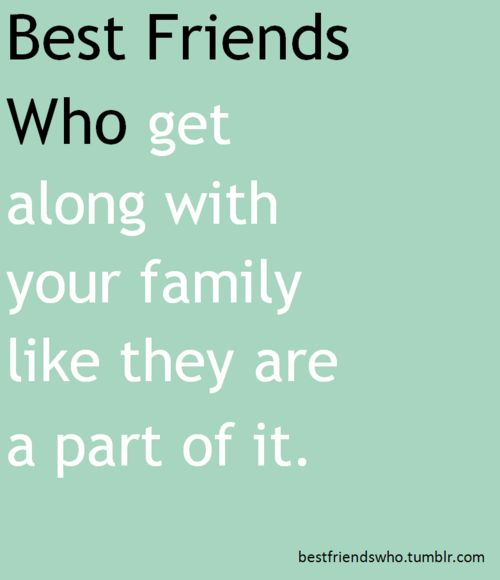 The Perfect Best Friend