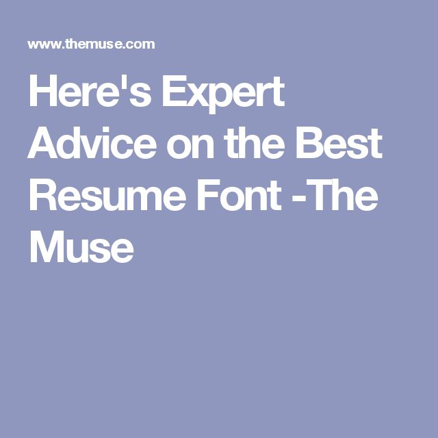 Expert Tips On Resume Principles How To Create A Job Winning Resume