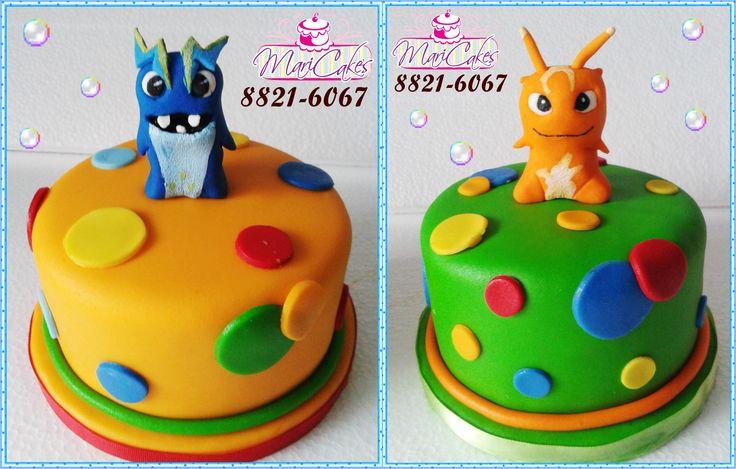 Cake Slugterra