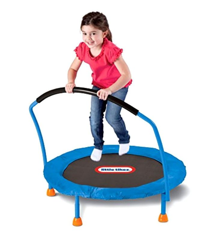 Stunning Toddler Trampoline Baby Fitness Equipment Ft Kids Preschool Toy Durable Play