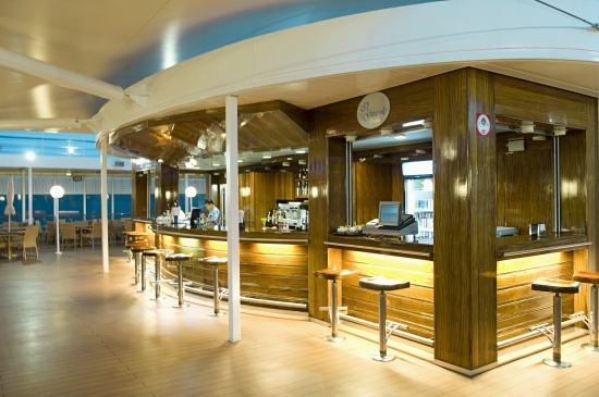 MSC Armonia - Il Girasole Bar