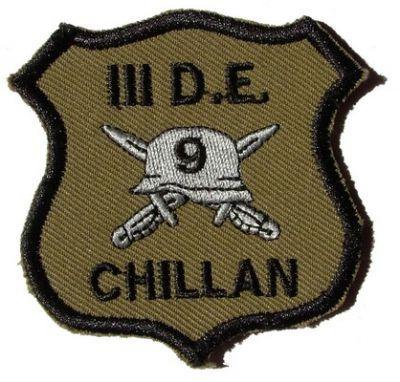 Regimiento de infanteria numero 9