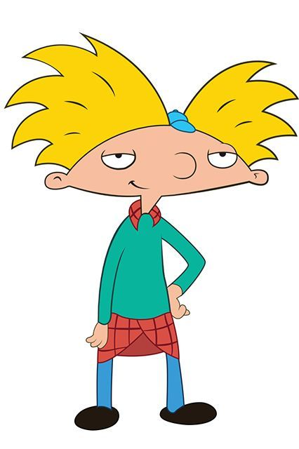 Arnold from Hey Arnold!