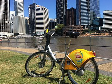 Graeme Wilson's CityCycle adventure