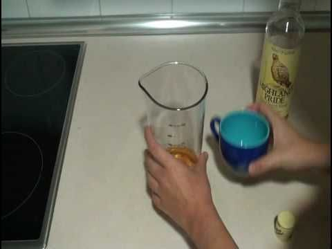 Como preparar baileys casero