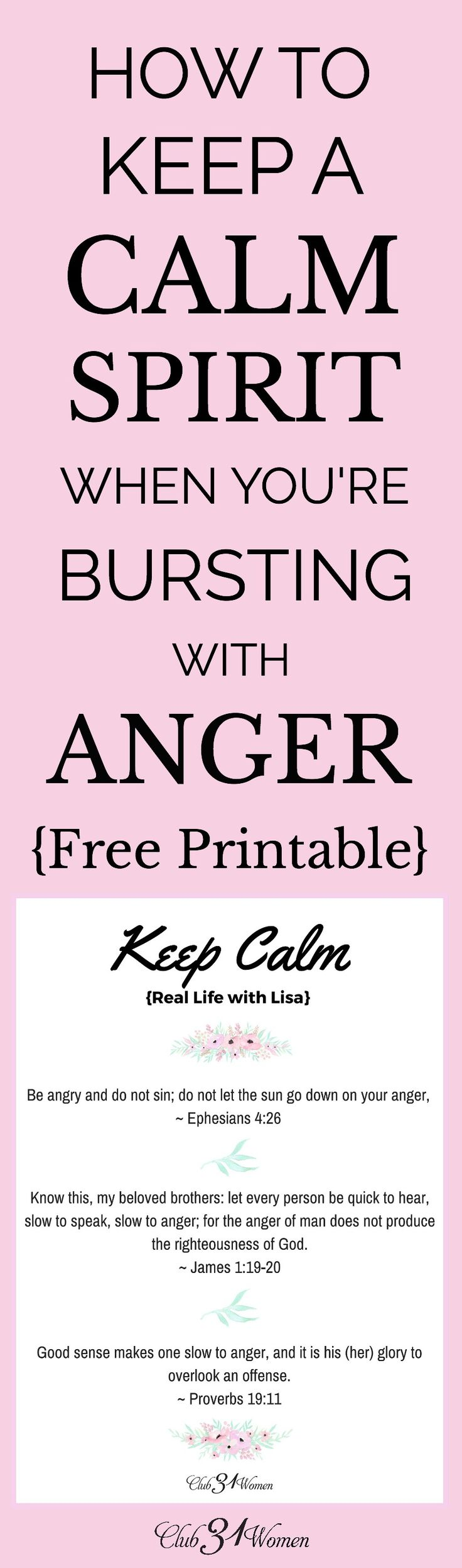 33 best newspring groups resources images on pinterest small how to keep a calm spirit when youre bursting with anger real life with lisa fandeluxe Images