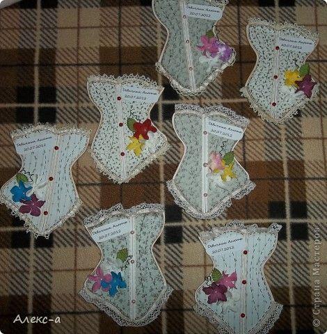 Открытка Скрапбукинг Аппликация открытки на девичник Бумага Картон Кружево