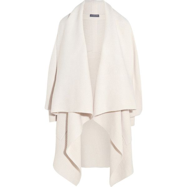 Hide Jess Waterfall Jacket ($460) ❤ liked on Polyvore featuring ...