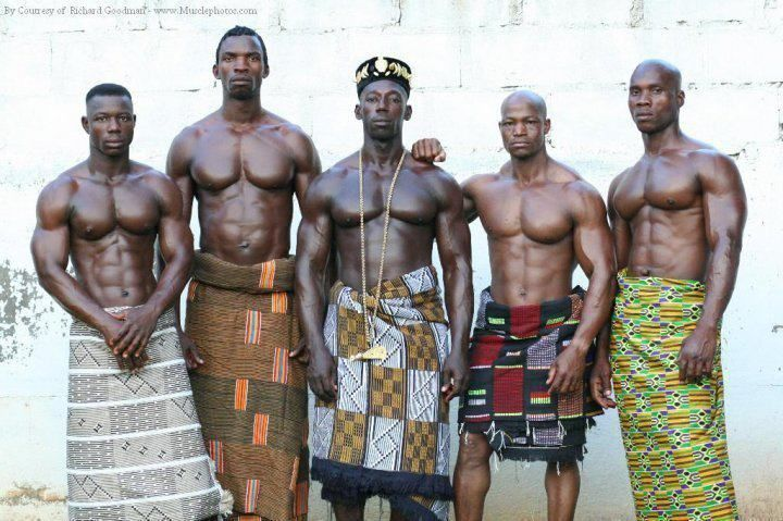 can't get more natural than that. African Men pinterest.com/Sweeterthejuice