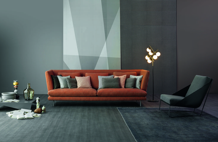 Bonaldo e Inkiostro Bianco: design italiano esclusivo, sugli oggetti e sulle pareti