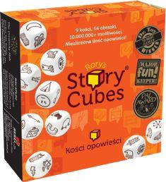 Story Cubes 35+4zł, od 1 osoby i od 6 r. ż.