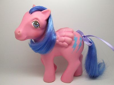 Vintage MLP- My Little Pony G-1- FIREFLY- MOVIE VERSION- RARE POSE! VHS EDITION - http://hobbies-toys.goshoppins.com/tv-movie-character-toys/vintage-mlp-my-little-pony-g-1-firefly-movie-version-rare-pose-vhs-edition/