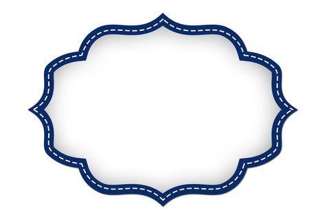 frame azul png - Pesquisa Google