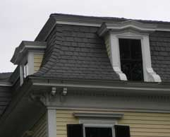 1000 Images About Mansard Roof On Pinterest French