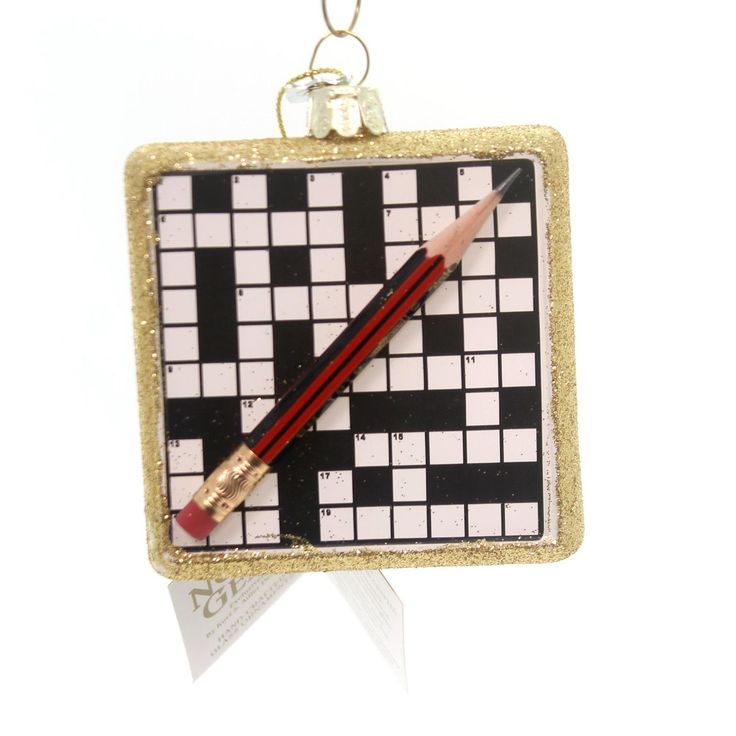 Noble Gems Game Ornament Glass Ornament