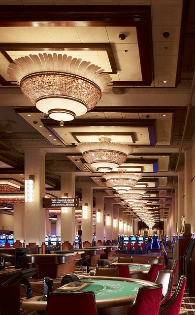 Horseshoe Cleveland  - Gaming floor    http://www.nodeposit-casinos-map.com/no-deposit-mobile-casino-bonuses-with-irish-leprechauns-invade-mobiles-in-europe/