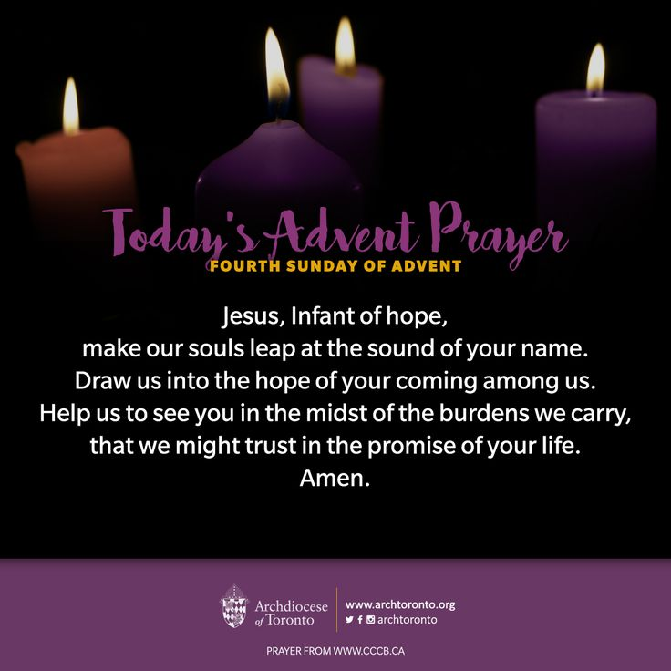 Fourth Sunday Of Advent Reflection: Life Is Renewed By Hope Http://on