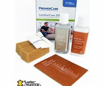 premier care leather master care kit 250 no description barcode ean 8017673007610 leather furnituremasters - Leather Furniture Care Kit